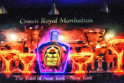 Photograph - New York Crown by Russell Mancuso