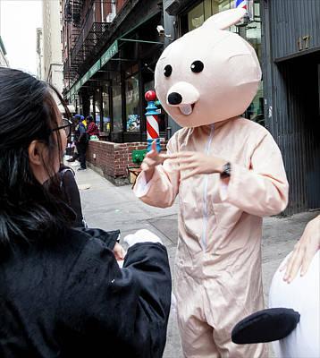 Caravaggio - New York Dance Parade 5_21_16 Anime Costume by Robert Ullmann