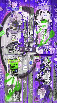 New York Door 4 Original