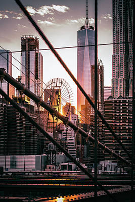 Photograph - New York Dreams by Valerie Rosen