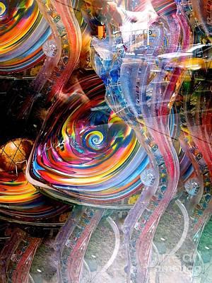 Photograph - New York Glass by Phyllis Kaltenbach