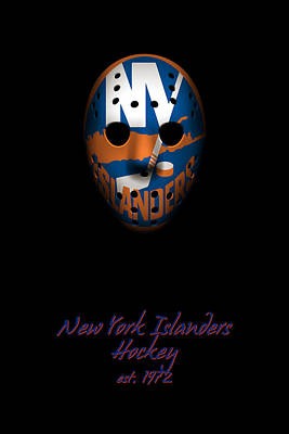 Photograph - New York Islanders Established by Joe Hamilton