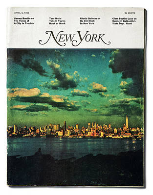 Photograph - New York by Jay Maisel