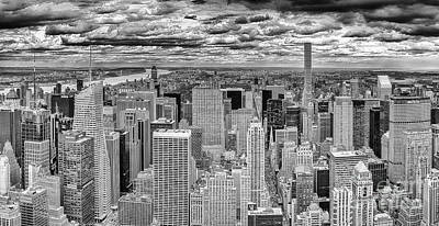 Photograph - New York by Jim Orr