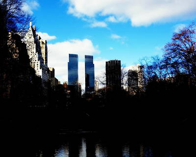 Photograph - New York  by Laurie Pike