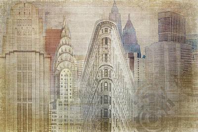 Photograph - New York by Nancie Rowan