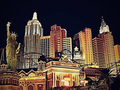 Photograph - New York, New York by Dan Gildor