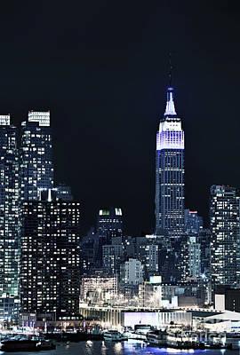 Photograph - New York Skyline by Nicki McManus