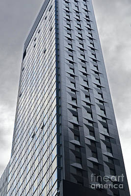 Photograph - New York Skyscraper-baccarat Tower by Joseph J Stevens
