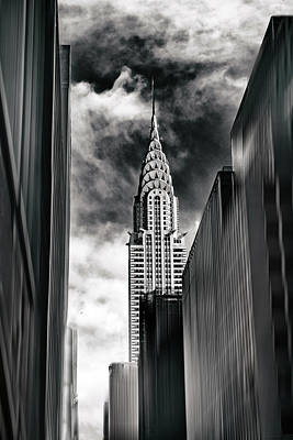 Photograph - New York State Of Mind by Jessica Jenney