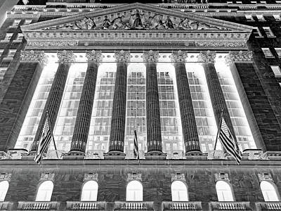 Photograph - New York Stock Exchange by Juergen Weiss