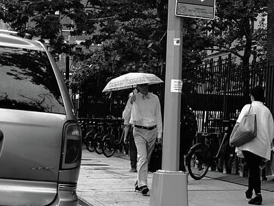 Photograph - New York Street Photography 78 by Frank Romeo