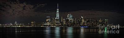 Photograph - New York View by Nicki McManus