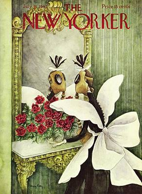 Painting - New Yorker July 18 1942 by Mary Petty