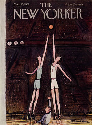 Painting - New Yorker March 10 1951 by Abe Birnbaum