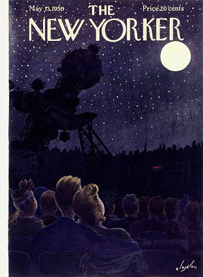 Painting - New Yorker May 13 1950 by Constantin Alajalov