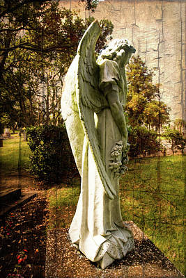 Photograph - New Zealand Angel by Kathryn McBride