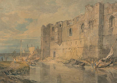 Painting - Newark Upon Trent by Joseph Mallord William Turner