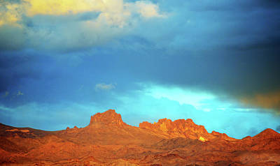 Photograph - Newberry Mountain Range Arizona by Barbara Snyder