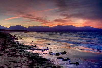 Photograph - Newborough Sunrise by Peter OReilly