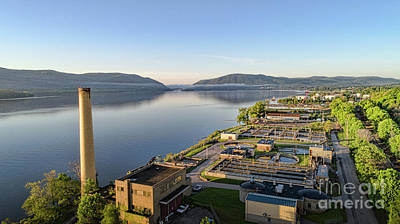 Photograph - Newburgh And The Hudson Highlands by Joe Santacroce