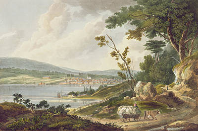 Newburgh Art Print by William Guy Wall