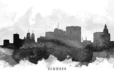 Newmark Cityscape 11 Art Print by Aged Pixel