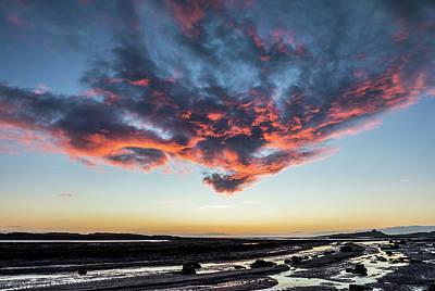 Photograph - Newton Haven by David Pringle