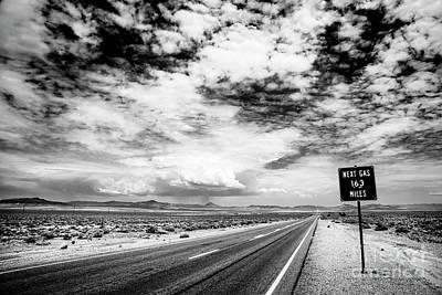 Photograph - Next Gas by Olivier Steiner