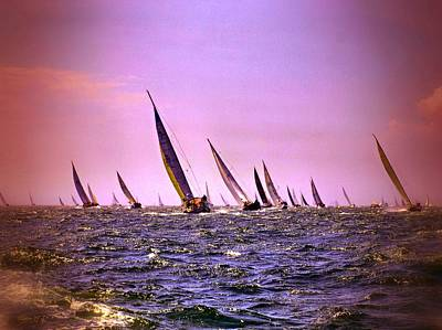 Photograph - Next Stop Nantucket by Bruce Gannon