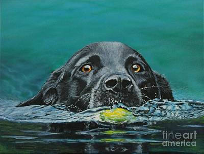 Painting - Next Time You Fetch It  by Bob Williams