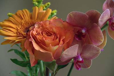 Photograph - Next To My Love And Friends by Diana Mary Sharpton