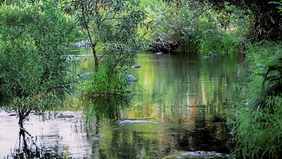 Photograph - Nf Kaweah River 05 by Kent Nancollas