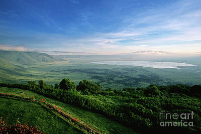 Photograph - Ngorogoro Crater by Scott Kemper