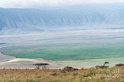 Photograph - Ngorongoro Crater In Tanzania by RicardMN Photography