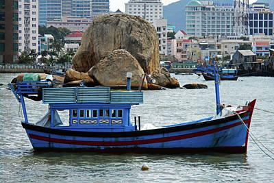 Photograph - Nha Trang 12 by Ron Kandt