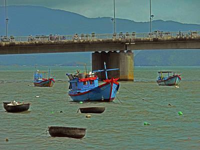Photograph - Nha Trang 13 by Ron Kandt