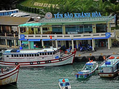 Photograph - Nha Trang 18 by Ron Kandt