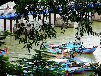 Photograph - Nha Trang 8 by Ron Kandt