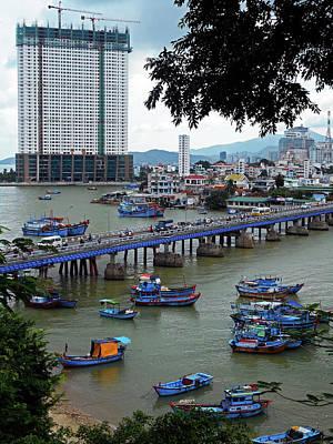 Photograph - Nha Trang 9 by Ron Kandt
