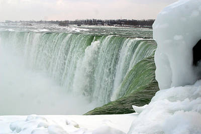 Photograph - Niagara Falls 2 by Anthony Jones