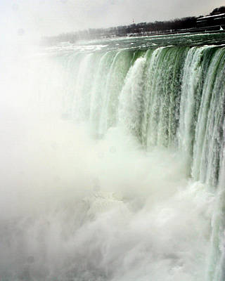 Photograph - Niagara Falls 4 by Anthony Jones