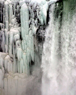 Photograph - Niagara Falls 5 by Anthony Jones
