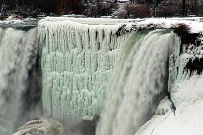 Niagara Falls 7 Art Print by Anthony Jones