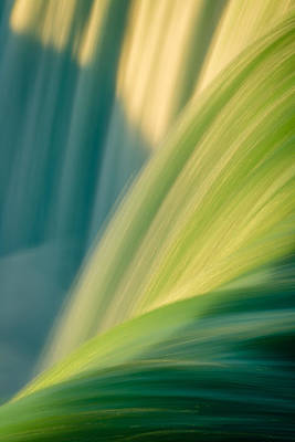 Photograph - Niagara Falls - Abstract II by Mark Robert Rogers
