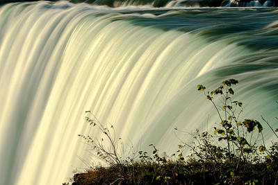 Photograph - Niagara Falls - Abstract IIi by Mark Robert Rogers