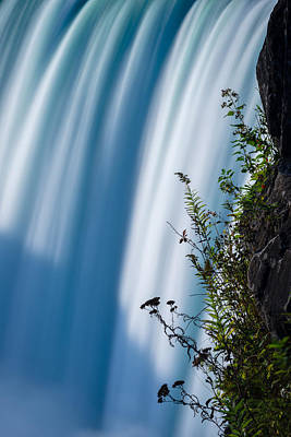 Photograph - Niagara Falls - Abstract V by Mark Robert Rogers