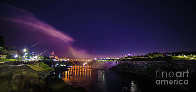 Photograph - Niagara Falls American Falls  by Mariusz Czajkowski