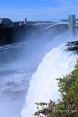 Photograph - Niagara Falls Canada by Elaine Manley