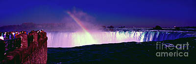 Photograph - Niagara Falls Canada   by Tom Jelen